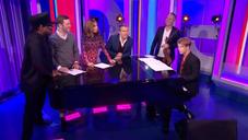 Richard's gameshow medley at the BBC