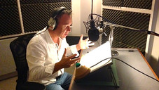 Voice-over for BBC