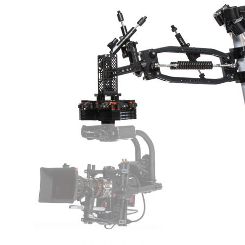 BlackArm 3-axis stabilizer
