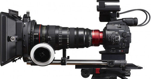 Canon C300 package w/ Operator