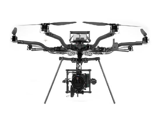 Drone w/ Pilot