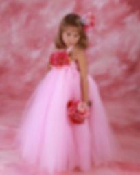 Spotlights Fundraiser - Portriat of a beautiful girl