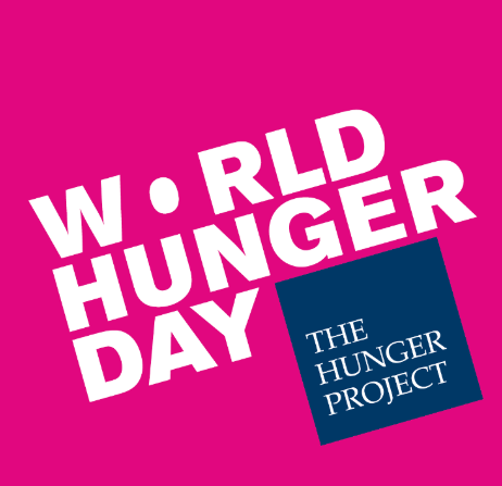 World Hunger Day is May 28th