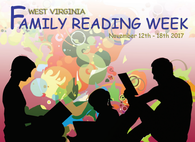Family Reading Week in West Virginia