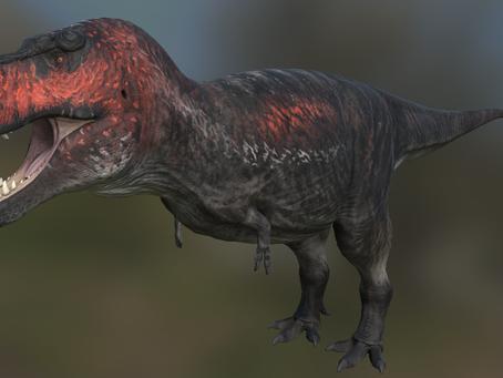 Happy New Year! (2020) - Tyrannosaurus Reveal