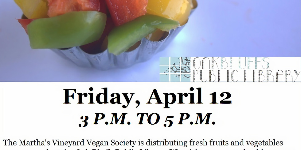 Fresh Fruits And Vegetables Give Away
