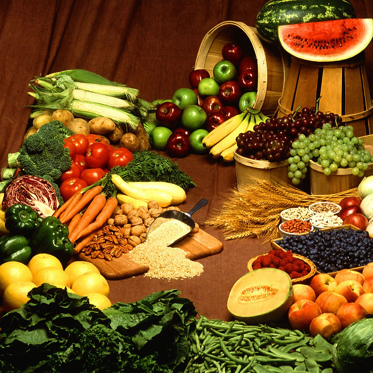 Healthy Food Giveaway