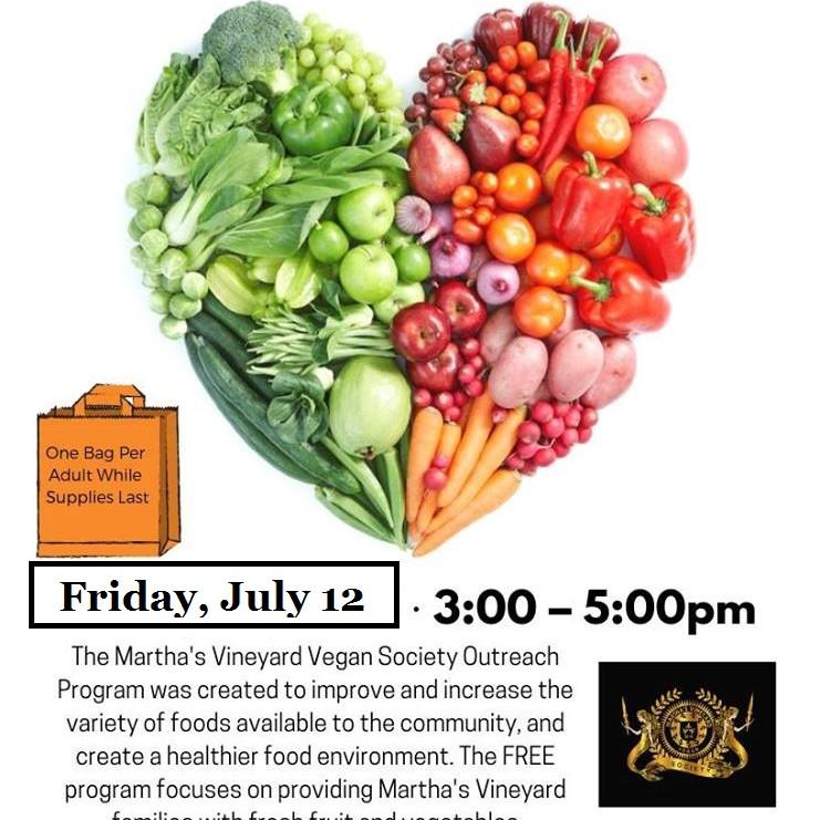 Healthy Food Give Away