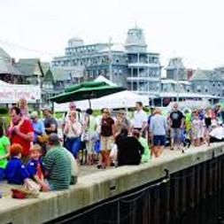 Oak Bluffs Harbor Fest Give Away