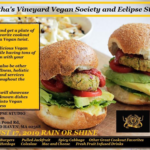 Vegan Cook Out