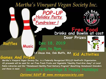 Please Join us at our holiday party/ fundraiser