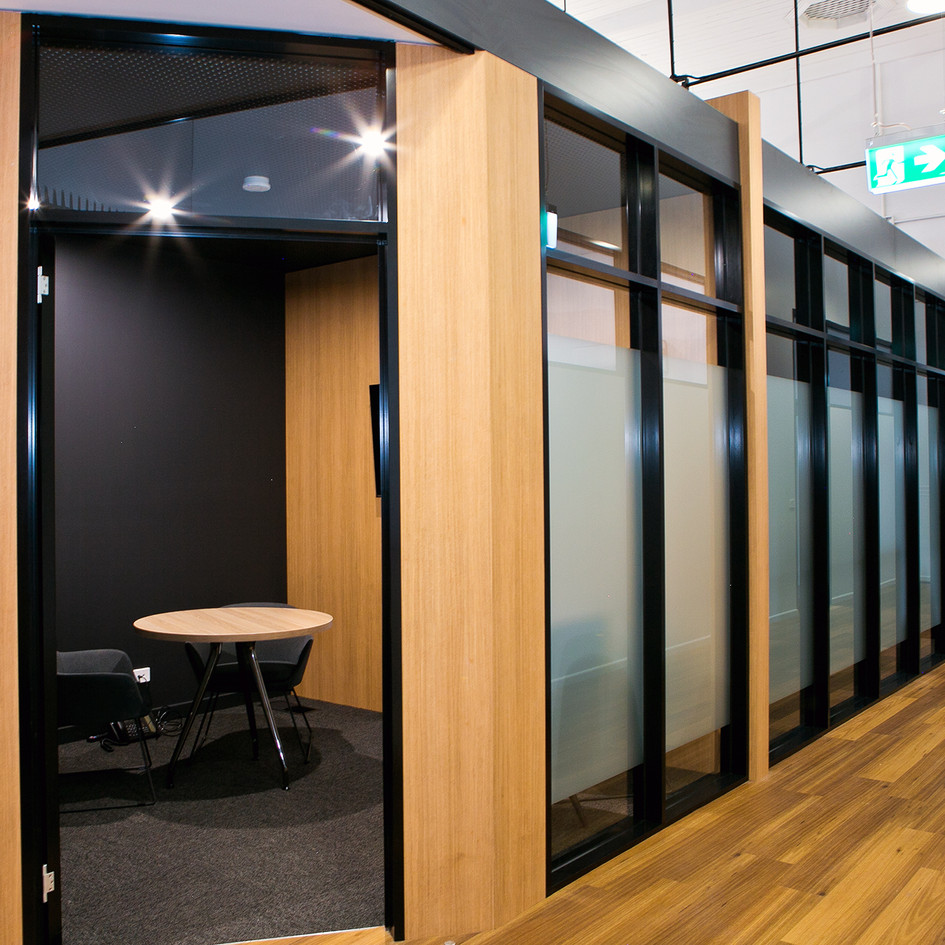HERITAGE OFFICE FIT OUT