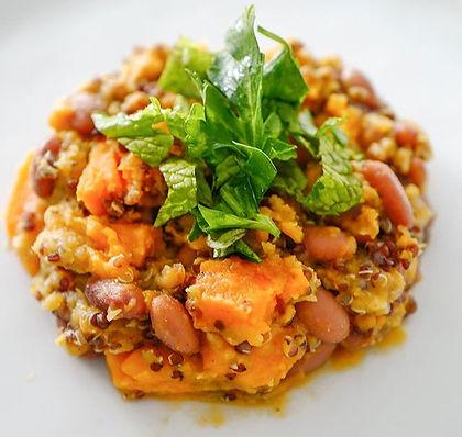 Crockpot Quinoa Casserole