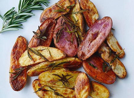 Rosemary Fingerling Potatoes