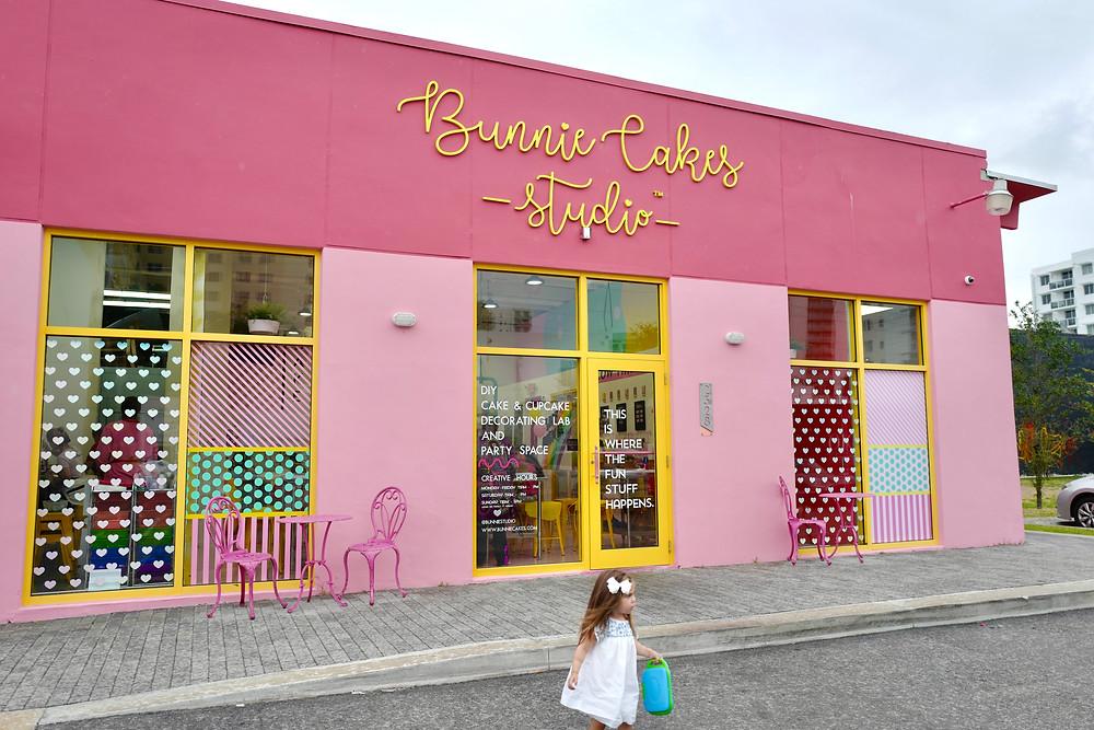 Bunnie Cakes Studio