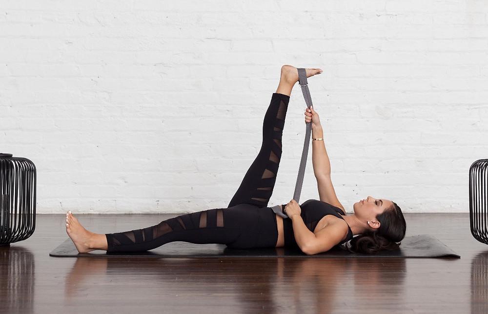 Live Infinitely stretching strap