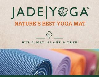 Jade Yoga Ambassador Laura R Keller