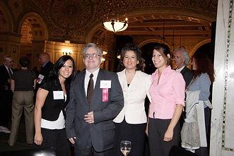 Studs Terkel Awards reception