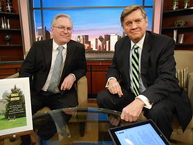 "Interview with Steve Sanders WGN-9 in Chicago for ""Small Justice,"" March 23, 2015.  http://wgntv.com/2015/03/23/chicago-scene-author-jim-ridings-talks-about-his-book-small-justice/"