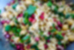 Pomegranate Lime Rice