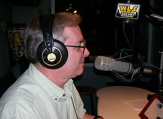 Jim Ridings interview on WLS 890 am