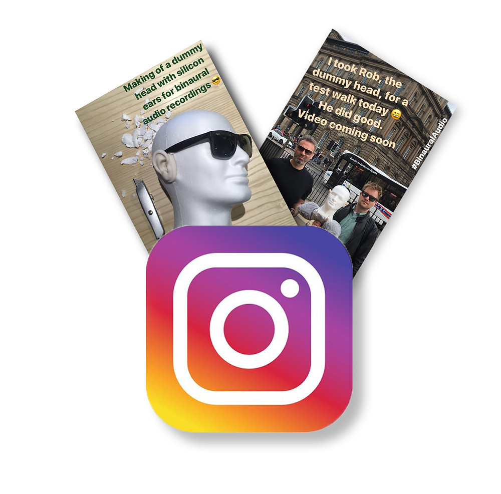 Follow my story on Instagram and get more insights of various interesting audio projects.