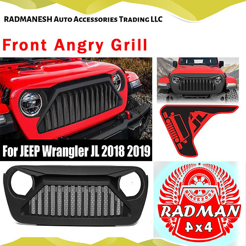 Angry Grill
