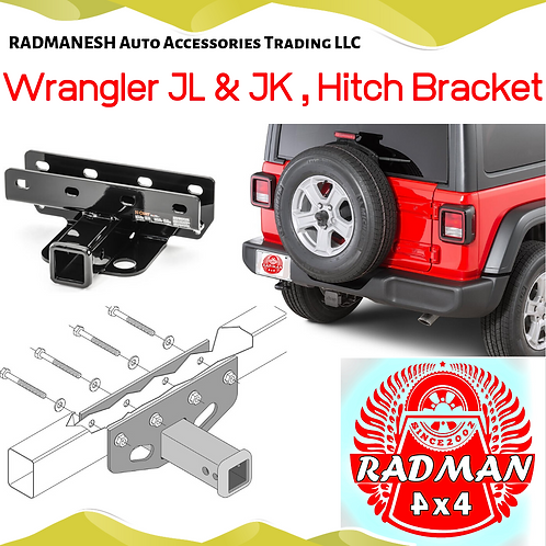 Rear Hitch Receiver