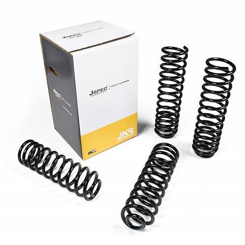 Coil Spring Kit | 07-17 Jeep Wrangler JK