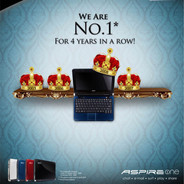 Acer Number 1 Campaign