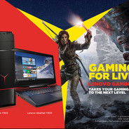 Lenovo Gaming Series