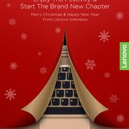 Lenovo Christmas Campaign