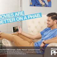 Lenovo PHAB Campaign