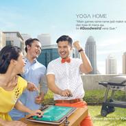 Lenovo YOGA Goodweird Campaign