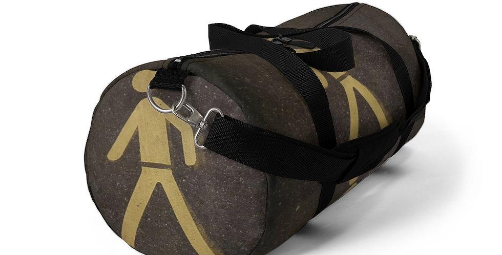 Mr Crosswalk Duffel Bag