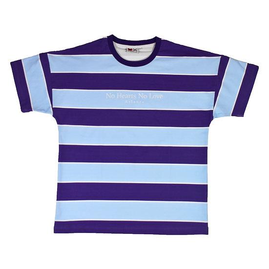 'Purple, Short Sleeve
