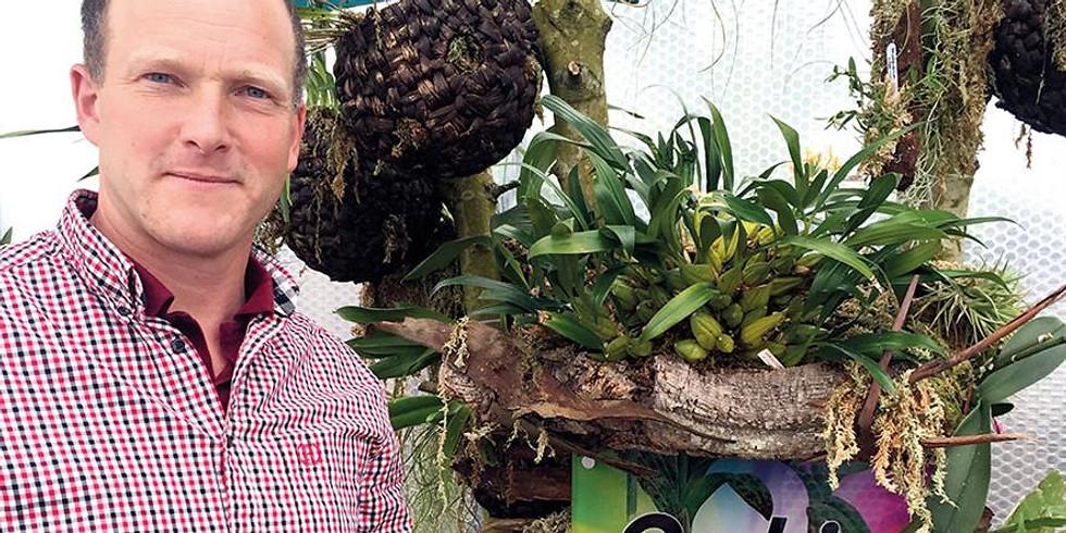 Live talk via Zoom: Tom Hart Dyke - Curator of World Gardens, Lullingstone Castle