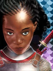 African Warrioress