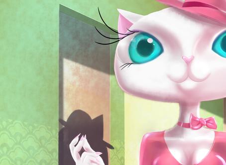 Hello, Pretty Kitty~