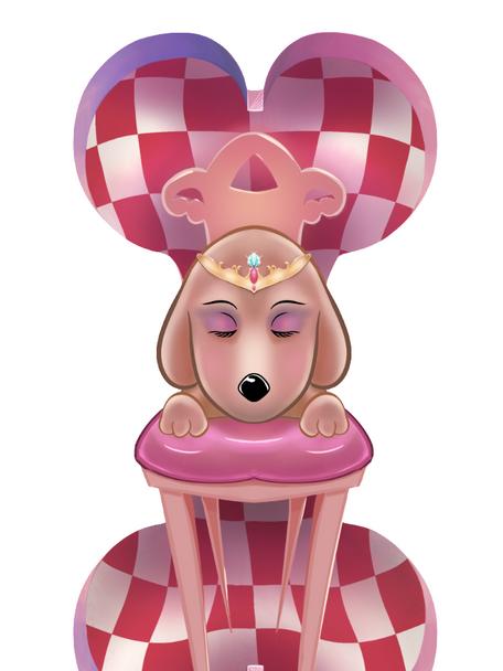 Princess Puppy Sphinx