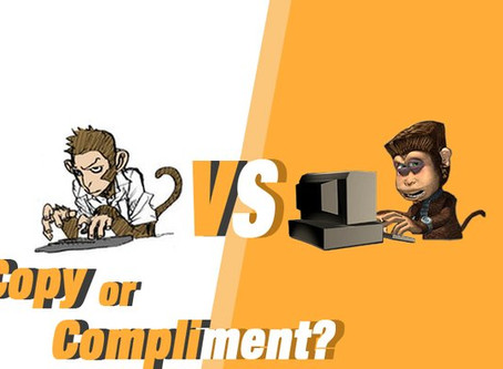 Copy or Compliment?: Exploring Plagiarism vs Creative Coincidence