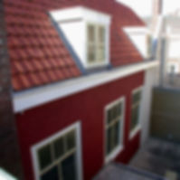 Bas Gremmen Architectuur: Zijgevel Korte Poten Den Haag