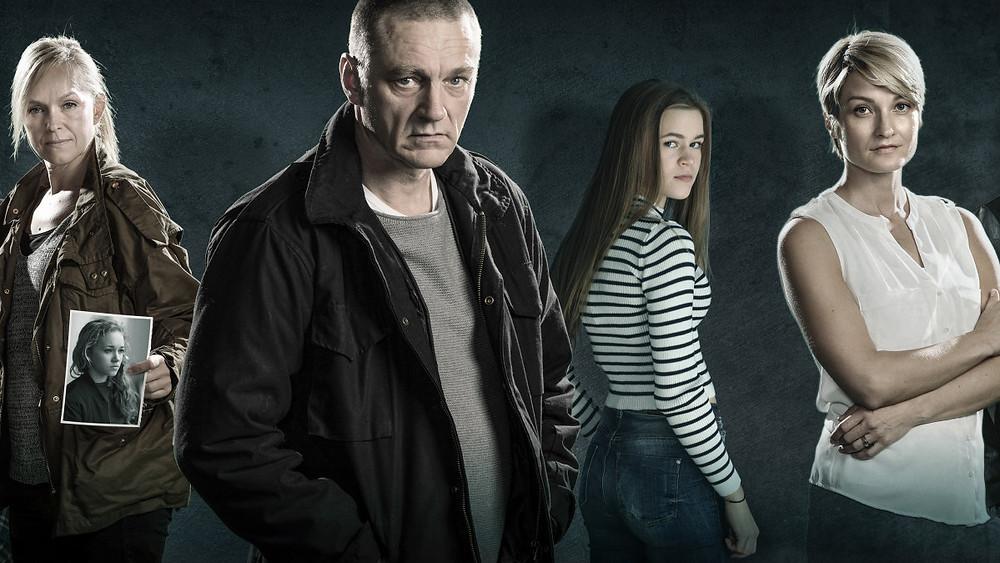 Viileää jännitystä, TV-sarja Sorjonen. Yle Kuvapalvelu.