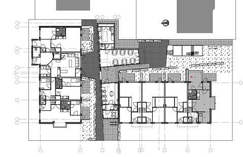 Bas Gremmen Architectuur:  Begane Grond Stichting Cavent