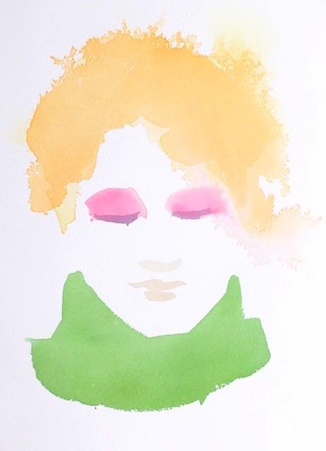 Colour scheme faces IV