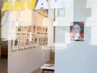 Bodies & Faces Akvart galleriassa