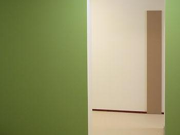 Bas Gremmen Architectuur: Kleurontwerp trappenhuis Stichting Cavent