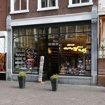 Bas Gremmen Architectuur: Winkelpui Korte Poten Den Haag