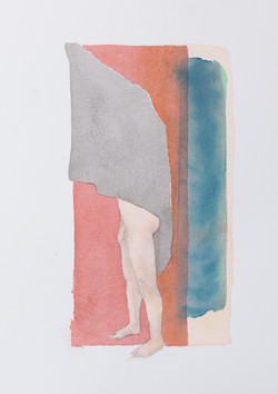 Composition with Nude