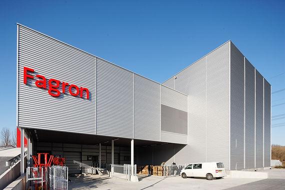 Bas Gremmen Architectuur: Expeditie hoofdkantoor Fagron